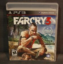 Far Cry 3 (Sony PlayStation 3, 2012) Ps3 Video Game