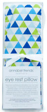 NEW Blue and Green Bunting Design Relaxing Eye Rest Pillow With Lavender