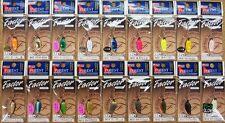 FOREST Factor 1.2g Trout Spoon 18 Color set!