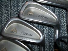 Titleist DCI Gold Oversize Golf Iron Partial Set 4, 6 - 9 and P Wedge - Used