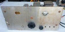 1948 RCA MI-13154 TRAIN  RADIO RECEIVER RAYMOND ROSEN & CO  6V6 TUBES 15 WATTS