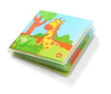 BADEBUCH Baby Spielzeug Buch für z.B.Badewanne Wilde Tiere großes Format 887 NEU
