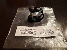 Avid Elixir XX, CR, Mag, X0 Lever Clamp With Titanium Bolt Black