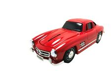 Mercedes-Benz 300 SL Wireless Optical Computer Car Mouse, Red