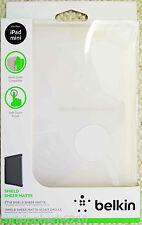 Belkin iPad Mini 3 2 Hard Shell Protective Case Cover Shield Sheer Matte