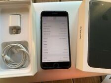 Apple iPhone 7 Plus - 128Gb - Black (Unlocked) A1784 (Gsm) (Ca)