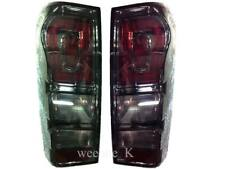EAGLE EYE TAIL REAR LED LIGHT LAMP SMOKE LENS FOR ISUZU D-MAX DMAX 2012-2015