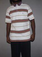 Tommy Hilfiger Vintage Striped Polo Shirt