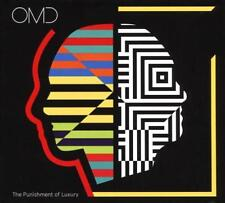 ORCHESTRAL MANOEUVRES IN THE DARK (O.M.D.) - THE PUNISHMENT OF LUXURY NEW CD