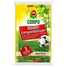COMPO Rasendünger mit Langzeitwirkung 20 kg für 800 m²