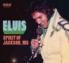 ELVIS PRESLEY - FTD CD  -  SPIRIT OF JACKSON MS  -  FTD CD