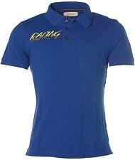 K6793 Signum Herren Kurzarm Shirt Poloshirt Pikee Surge Of Adrenaline blau M