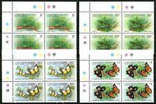 CHRISTMAS ISLAND - 1988 - Serie ordinaria. La natura (IV). Insetti
