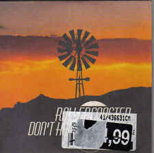 Rollercoaster-don t hold me Back cd single