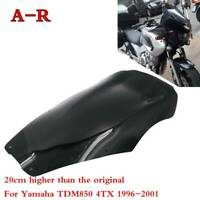 Black Windshield WindScreen For Yamaha TDM 850 4TX 1996 1997 1998 1999 2000 2001
