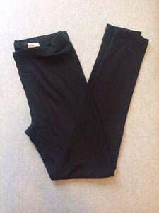 UNIQLO Black Ladies Jeggings/Leggings - Size 10