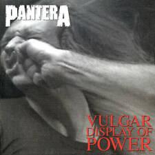 Pantera Vulgar Display Of Power Limited Edition Indie Exclusive Colored Vinyl LP