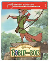 Blu-ray Disney Robin des bois Steelbook Édition Limitée Exclusive Fnac France