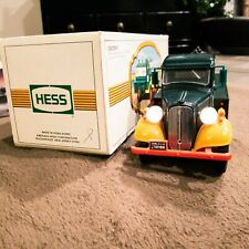 1980's The First Hess Truck w/Original Box Toy Truck Brand New