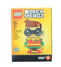 2 Lego Brickheadz DC Universe Collection Robin 41587 Joker 41588