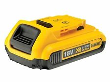 DEWALT - DCB183 XR Battery Pack 18 Volt Li-Ion 2.0Ah - DCB183-XJ