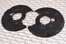 BMW 3 Series Pair of RHS & LHS Rear Disc Shields 34211158991+2 New