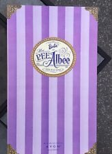 Mrs. P.F.E. Albee 1997 Barbie Doll Avon Limited Edition First In A Series
