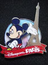 PINS 3D DISNEY DISNEYLAND PARIS : MICKEY + TOUR EIFFEL