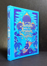 ALADDIN AND THE ARABIAN NIGHTS (Bonded leather hardcover - 2018)