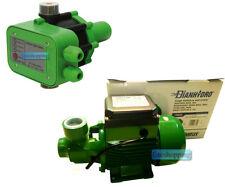 Elettropompa autoclave con presscontrol CONFORME ROHS pompa 0.5HP GIRANTE OTTONE