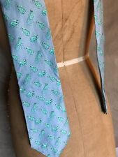 8 BALL FROGS POOL NOVELTY TIE NEW 100/% SILK