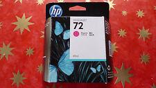 Cartouche encre HP originale n°72 C9399A 69 ml Magenta