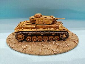 Italeri - 1/72 Fast Assembly - Pz.Kpfw. III Ausf. J - Panzer III