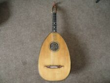 Vintage German 6 string guitar lute in playable condition