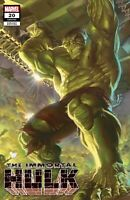 IMMORTAL HULK #20 ALEX ROSS SDCC 2019 VARIANT EXCLUSIVE  MARVEL COMIC