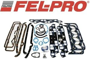 FEL PRO Performance/Race Full Gasket Set/KIt for Chevy SB 283 327 350 1957-85
