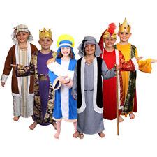 Christmas Nativity-Bible Story STRIPED SHEPHERD//JOSEPH Unisex Costume-All Ages