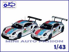 Kit JPS Prépeint - Porsche  991 RSR -  Le Mans 2019 - n°93 ou 94 - ref.: KP42