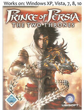 Prince of Persia: The Two Thrones PC Game