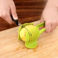 Küche Tomaten Zitrone Zwiebel Haltewerkzeug Gemüse Obst Tools E8K9