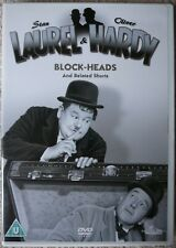LAUREL AND HARDY Blockheads + more DVD comedy movies. Near mint.