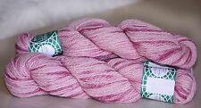 """50g/1.76oz Llama-Silk """"Pilar"""" Aran yarn by Diamond Luxury Collection #2362"""