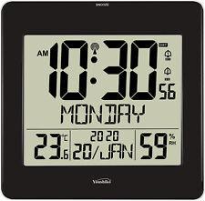 Ws-8119U-It-W La Crosse Technology Atomic Wall Clock with Tx38U-It-N Refurbished