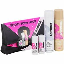 Toni & Guy Boost Your Look Womens Gift Set with Shampoo,Conditioner,Mousse & Bag