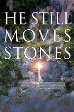 """""""He Still Moves Stones"""" by Max Lucado, paperback"""