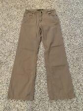 BKE Denim Tyler Khaki Color Jeans 32L Nice Mens @@