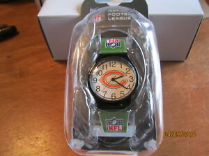 CHICAGO BEARS Game Time NFL Fan WATCH Youth KIDS JV Series