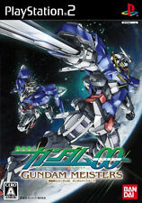Need Japan PS2/LNG:JPN Mobile Suit Gundam OO Gundam Meisters Import Double-O 00