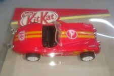 Kitkat Kit Kat Hot Wheels Vintage Minicar Mini DieCast Car type 1