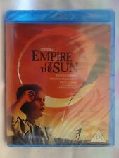 Empire of the Sun [1987] (Blu-Ray Region-Free)~~~~Christian Bale~~~~NEW & SEALED